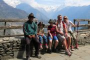 Best Family Treks & tours in Nepal