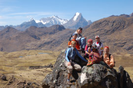 Family Lodge Trek in Nepal