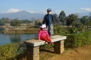 Family Trekking Nepal