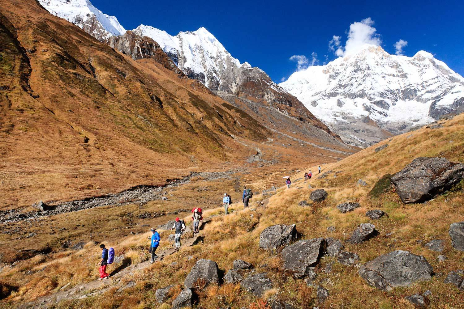 Annapurna Circuit Trek Ranked Top 10 Treks In The World