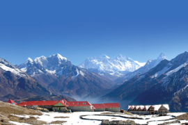 Everest Luxury Trek