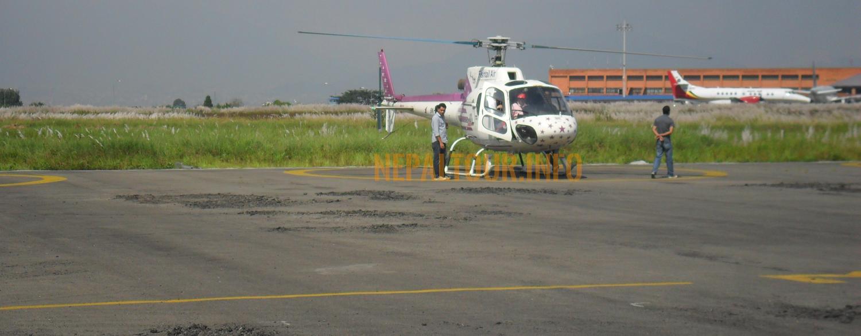 Everest Base Camp Helicopter Trek