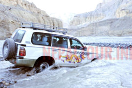 Land Cruiser Overland Trip to Upper Mustang