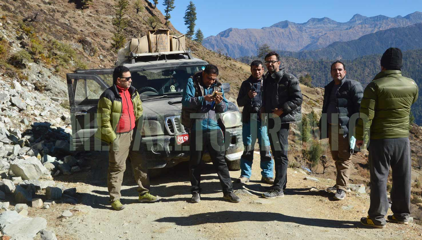 Kathmandu to Rara Lake 4WD Jeep Tour