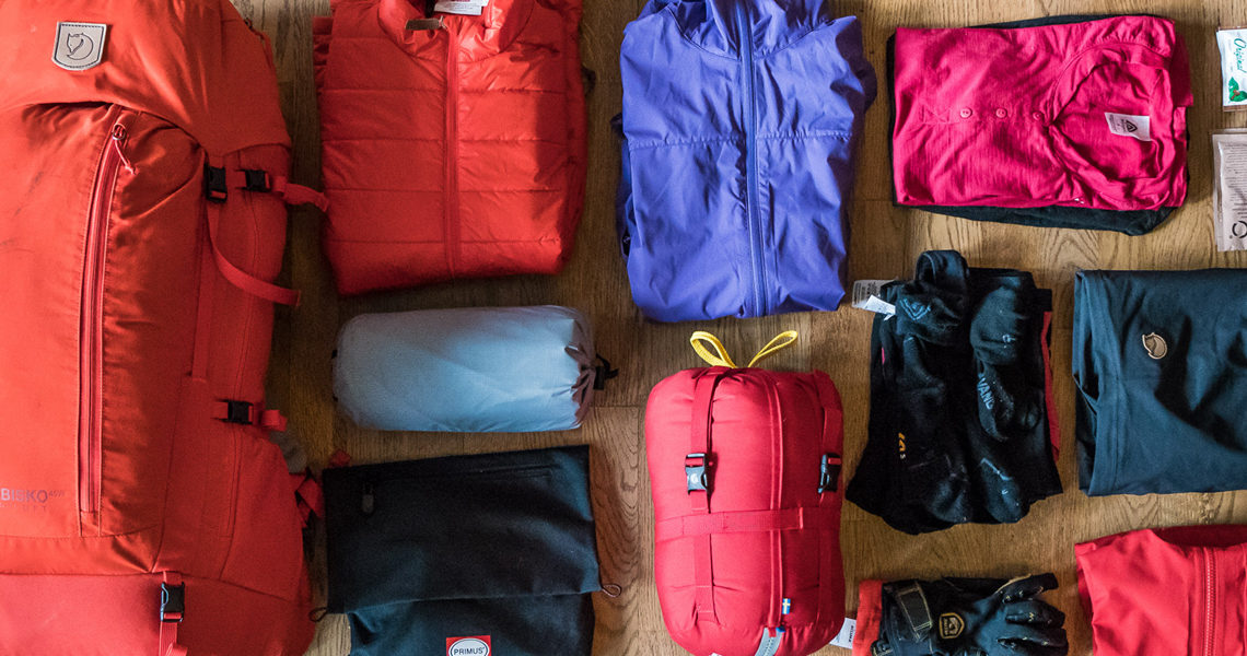 Nepal Trekking Equipment