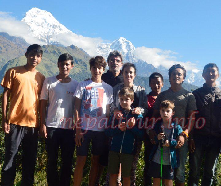 Family Lodge Trek