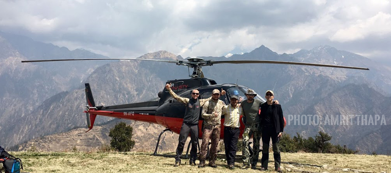 Nepal Hunting Safari