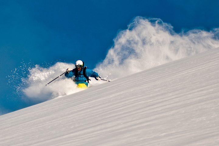 Heli Skiing Nepal