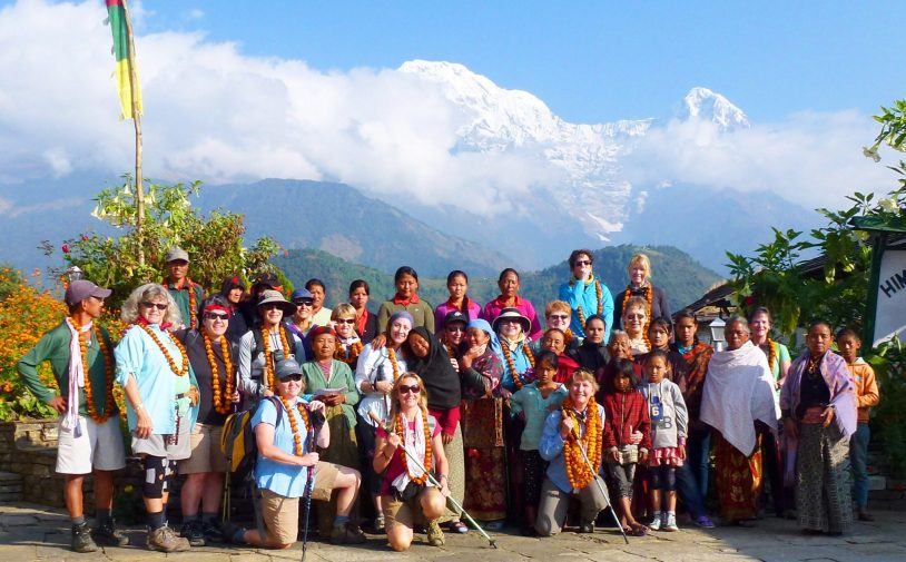 Nepal Group Tours