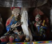 Buddhism Arts in Limi Valley