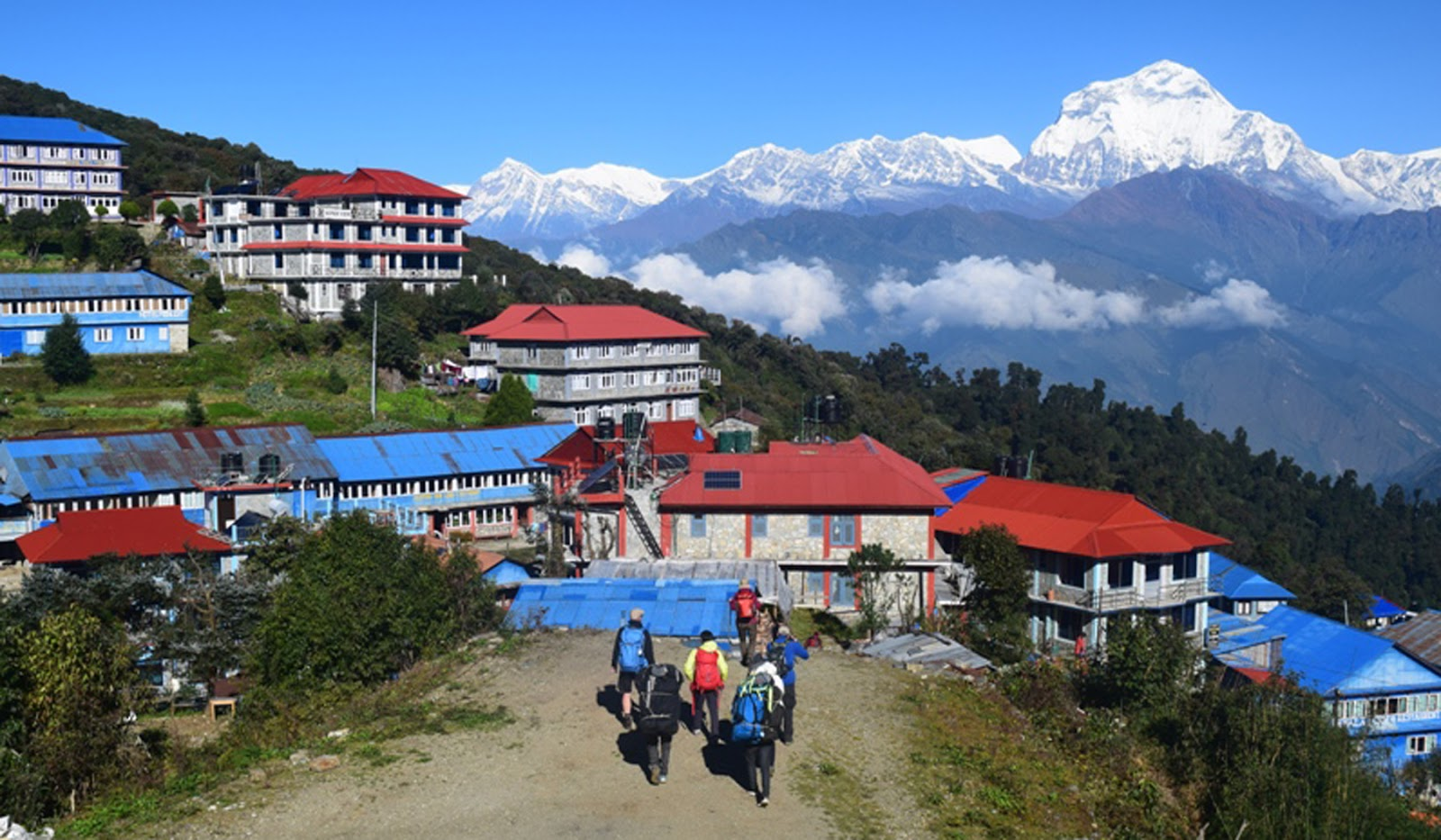 Poon Hill Trek – 4 Days