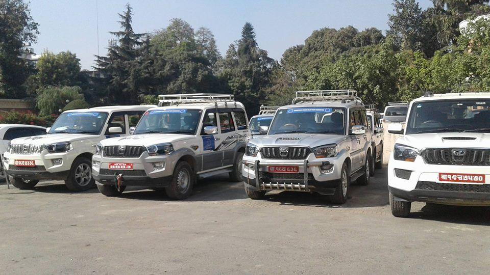 Pokhara to Muktinath Jeep Tour