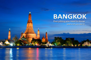 5 Days Thailand Tour